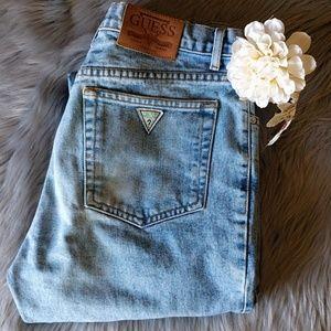 Vintage GUESS 80s/90s Boyfriend Jeans